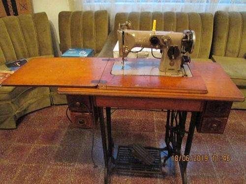 Máquina de coser SINGER 316 G semi industrial