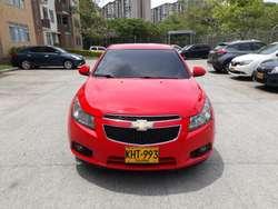 Chevrolet Cruz Edición Limitada