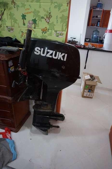 Motor Suzuki 40hp Fuera de Borda
