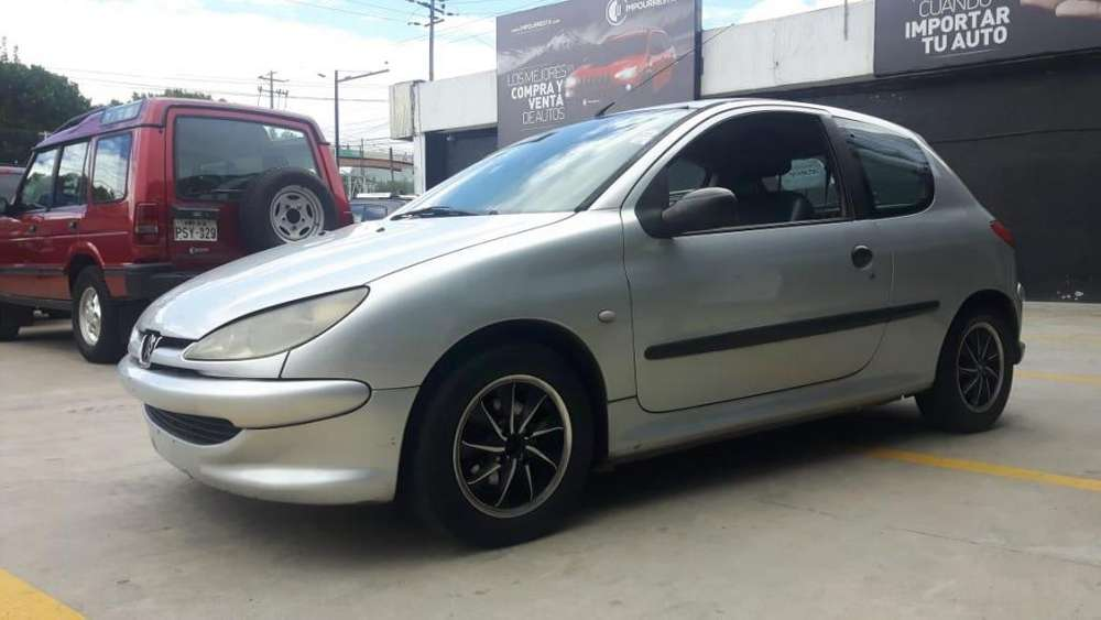Peugeot 206 2005 - 168000 km