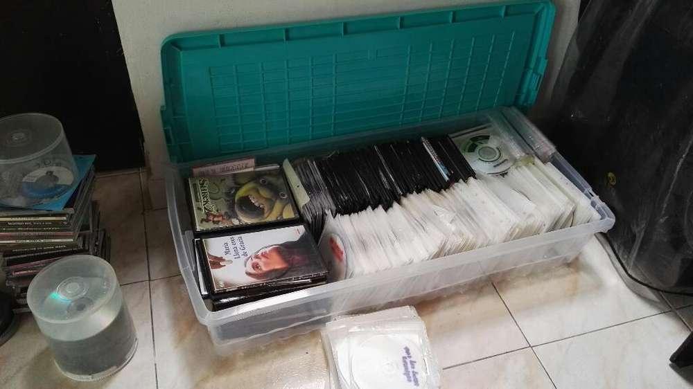 Colección de Más de 300 Películas