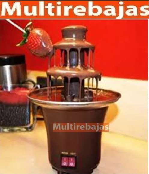 <strong>chocolatera</strong> Electrica Fuente De Chocolate