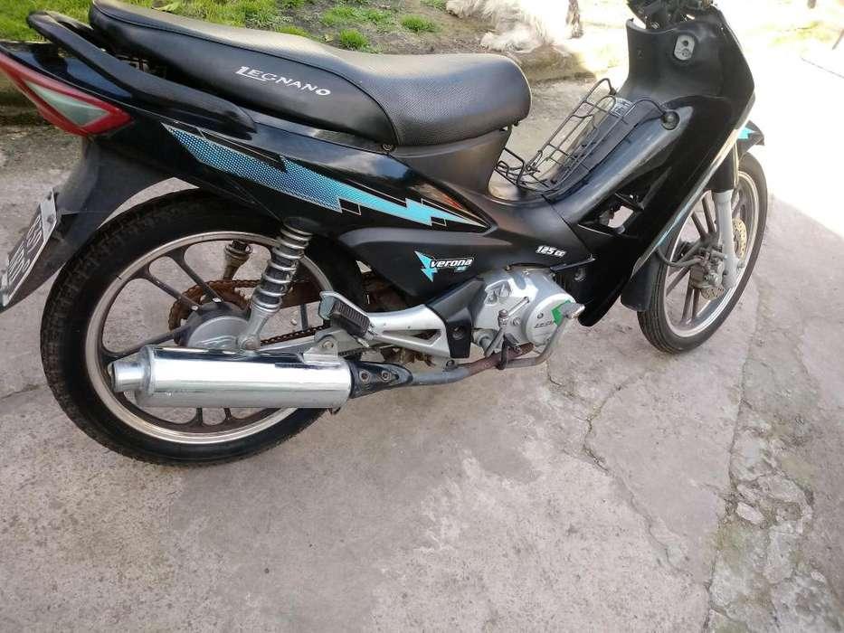 Moto Legnano Verona 125cc