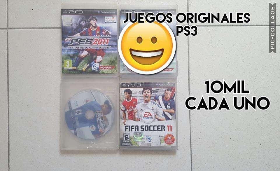 JUEGOS ORIGINALES PARA PS3 10MIL precio CADA UNO solo lo de la imagen