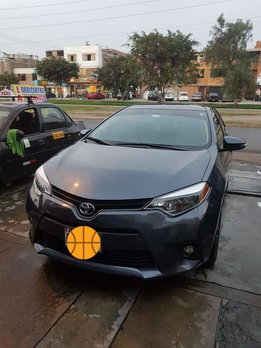 Toyota Corolla 2016 - 650000 km