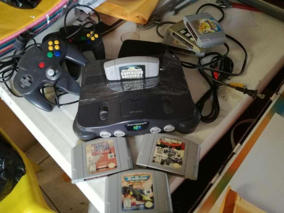 Nintendo 64 Games N64 Partes Accesorios
