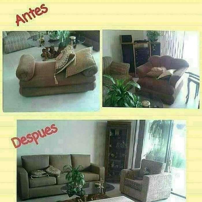 Retapizado Y Limpieza de Muebles