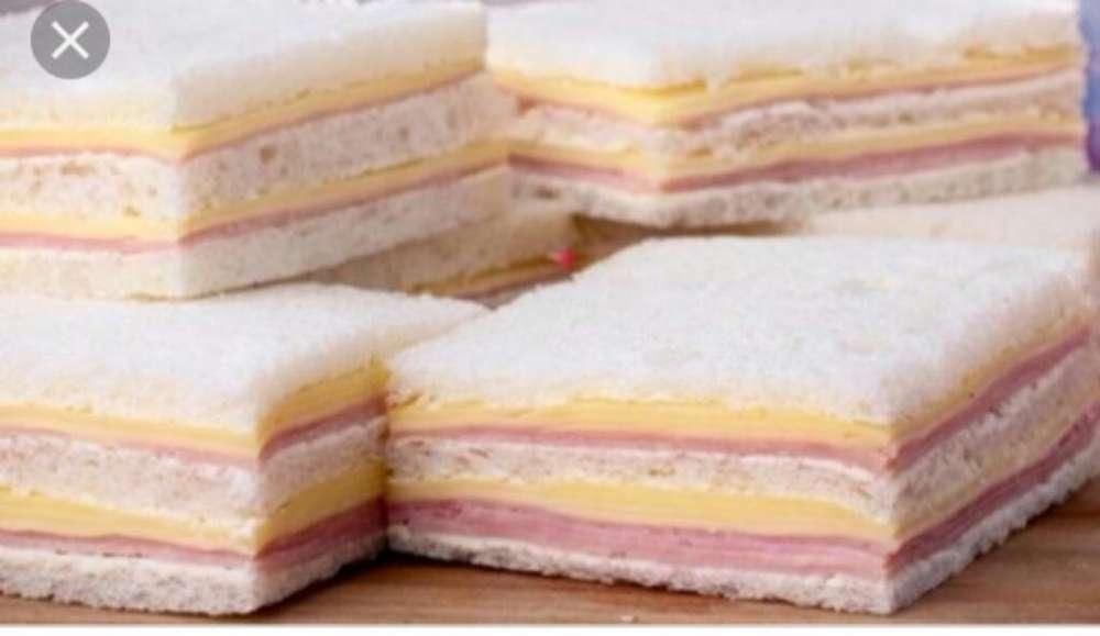 Venta de Sanwich de Miga
