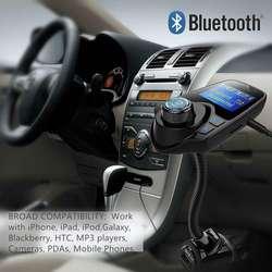 Bluetooth Fm para Carro Música,  Llamadas, SD, USB