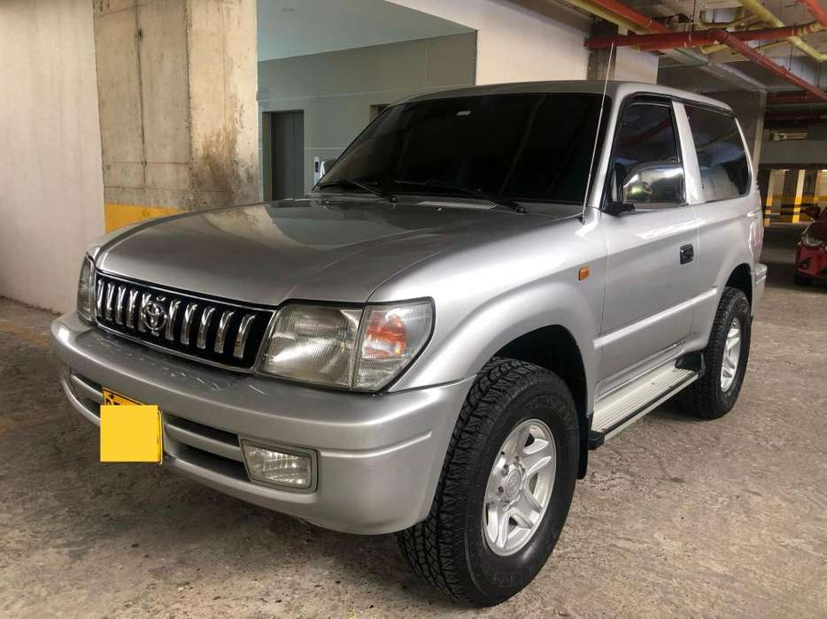 Toyota Prado 2007 - 124800 km
