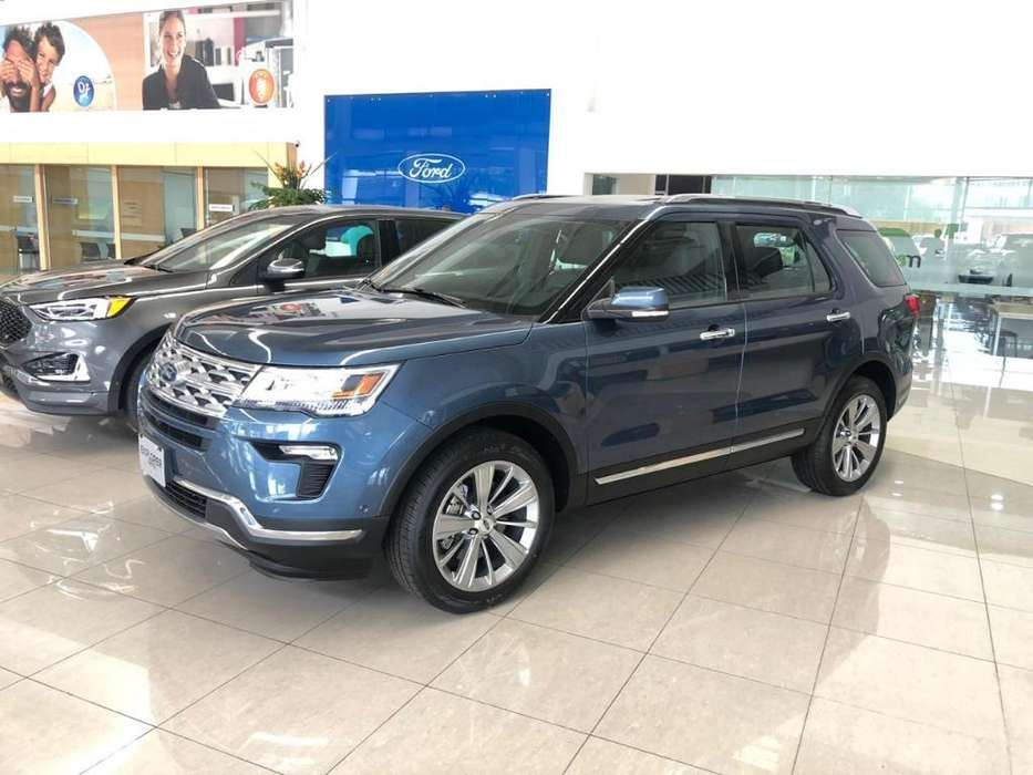 <strong>ford</strong> Explorer 2019 - 0 km