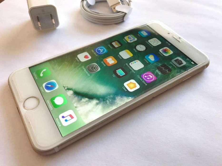VENDO IPHONE 6 PLUS de 64GB - LIBRE DE FÁBRICA