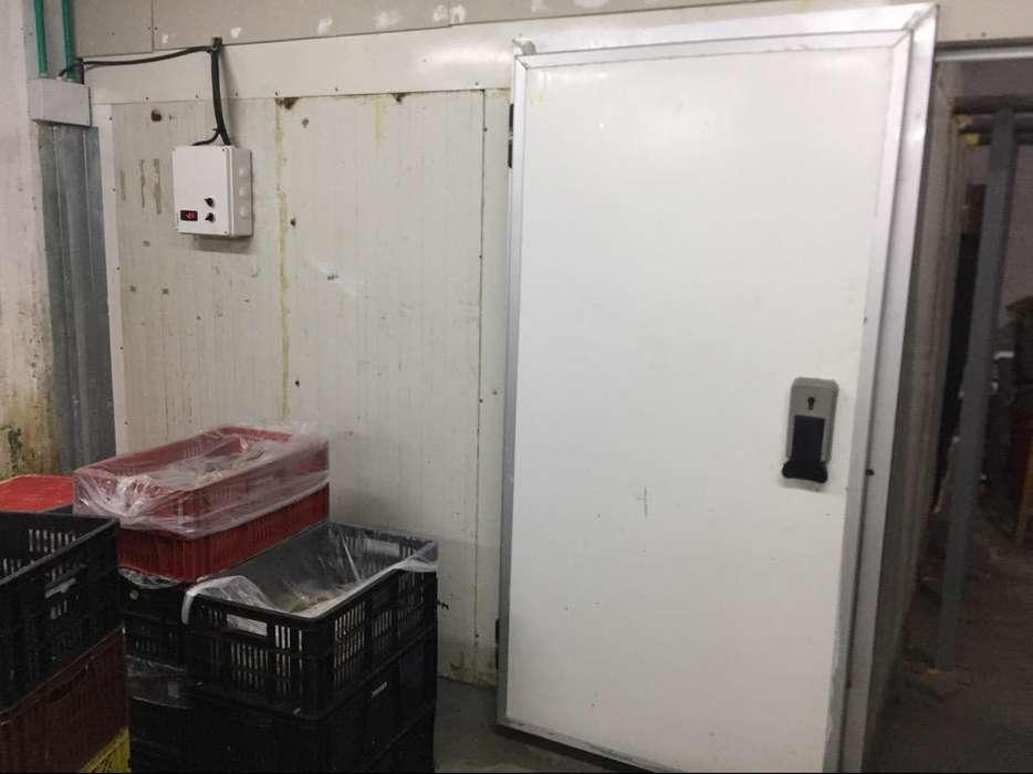 Vendo Cuarto Frio de Refrigeracion