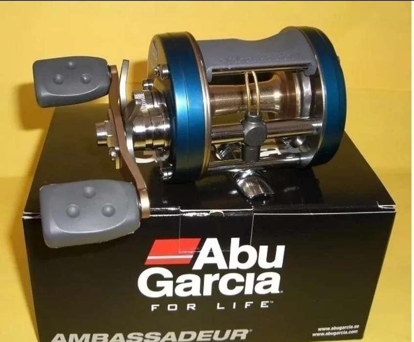Abu Garcia 6600 C4 Nuevo con Garantia