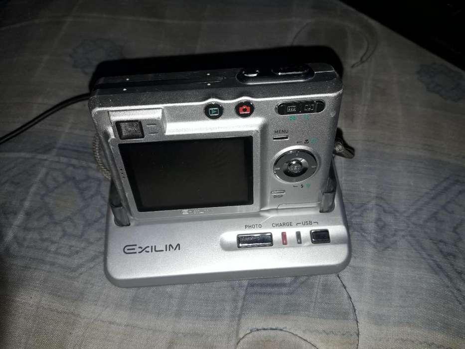 Camara Digital Casio Exilim