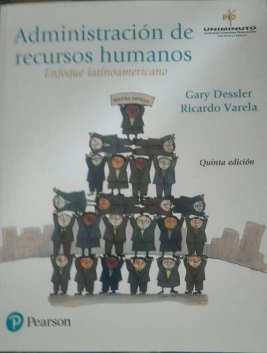ADMINISTRACION DE RECURSOS HUMANOS quinta edicion