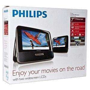 Reproductor Dvd Philips Lcd Portatil 7 Completa