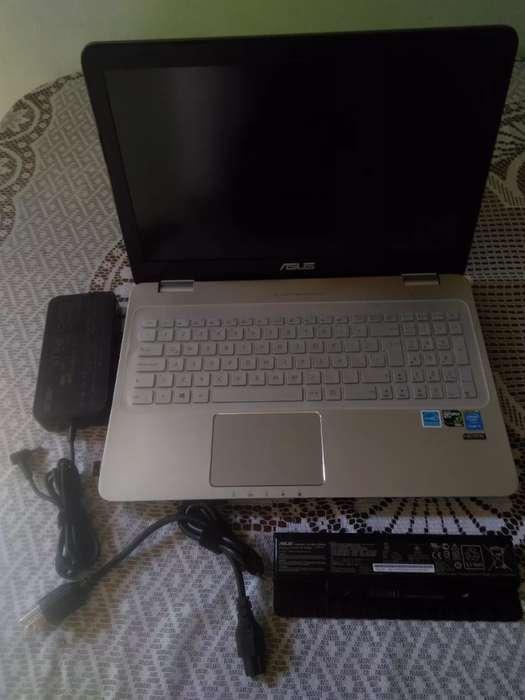 ASUS N551JW RAM16Gb [8Núcleos Core I7_4720HQ] Nvidia Geforce GDDR5 GTX960M GDDR5 15.6