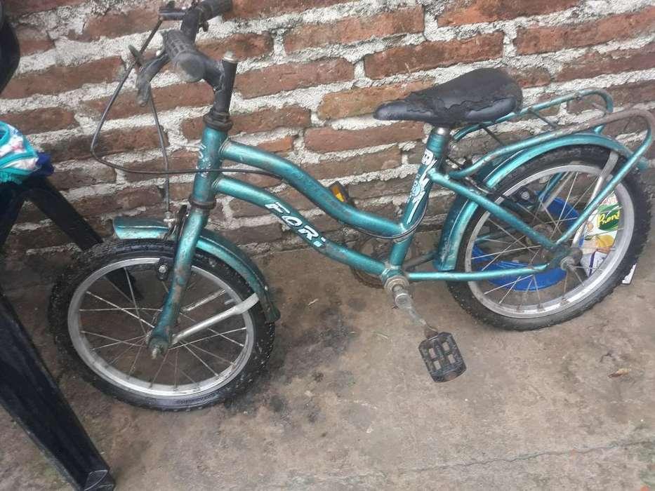 Vendo Bici en Buen Estado 1200