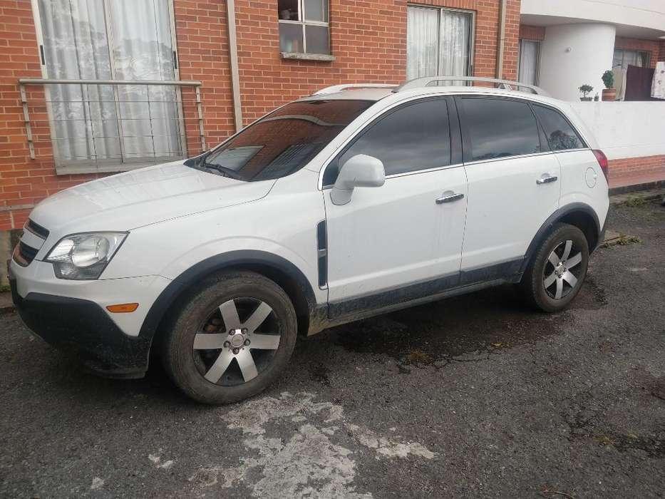 Chevrolet Captiva 2012 - 70000 km