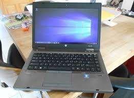 VENDO HP PROBOOK CORE I5 DDR3 2GB VIDEO BATERIA 3 HORAS DURA