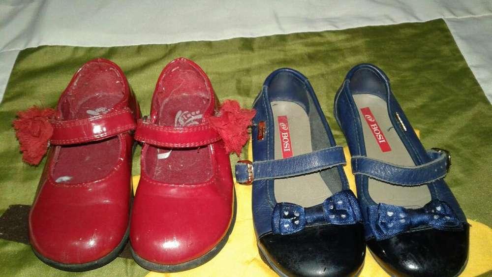 Zapatos Talla 21-23 Americanos