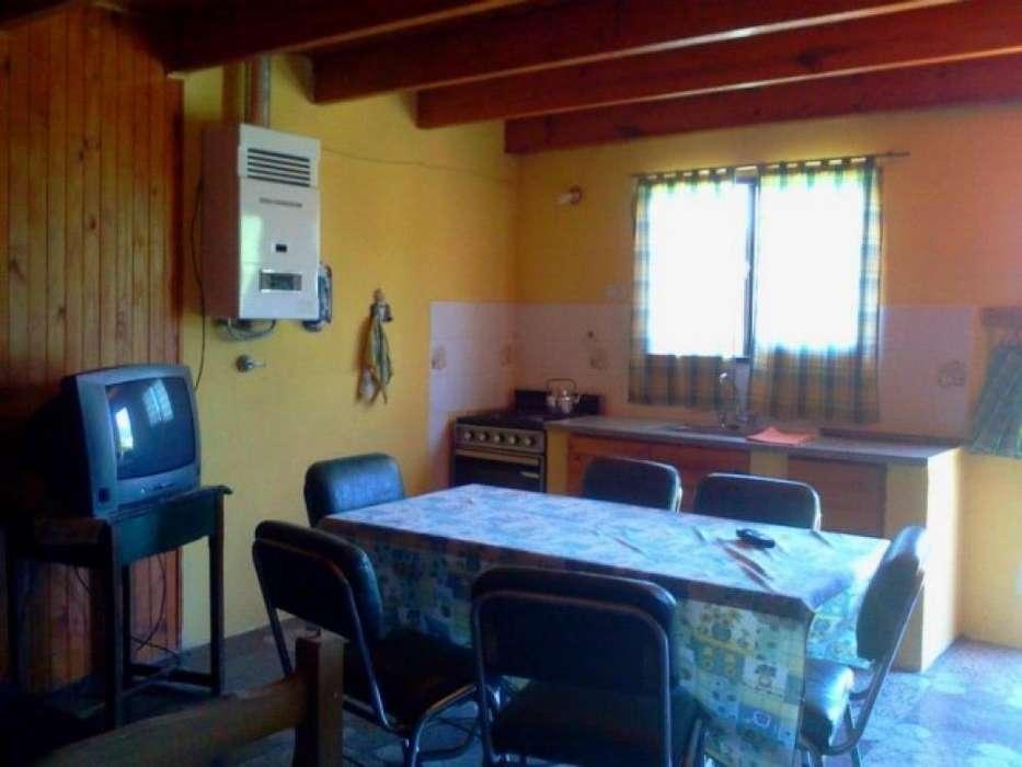 tk64 - Cabaña para 2 a 17 personas con pileta y cochera en Santa Maria De Punilla