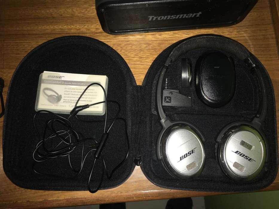 audifonos Bose Quietcomfort 3
