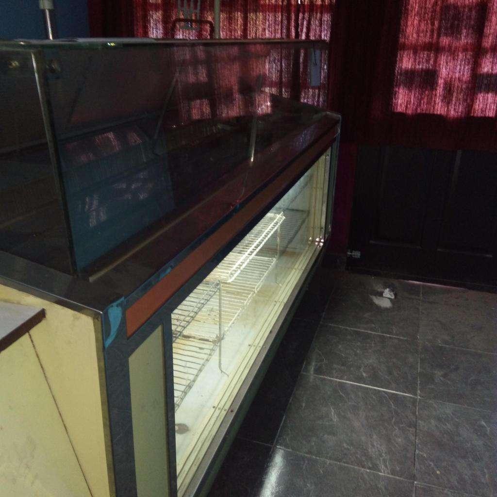 heladera mostrador vendo o permuto