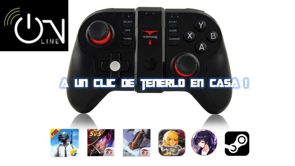 Gamepad palanca celular TERIOS T9 NEW