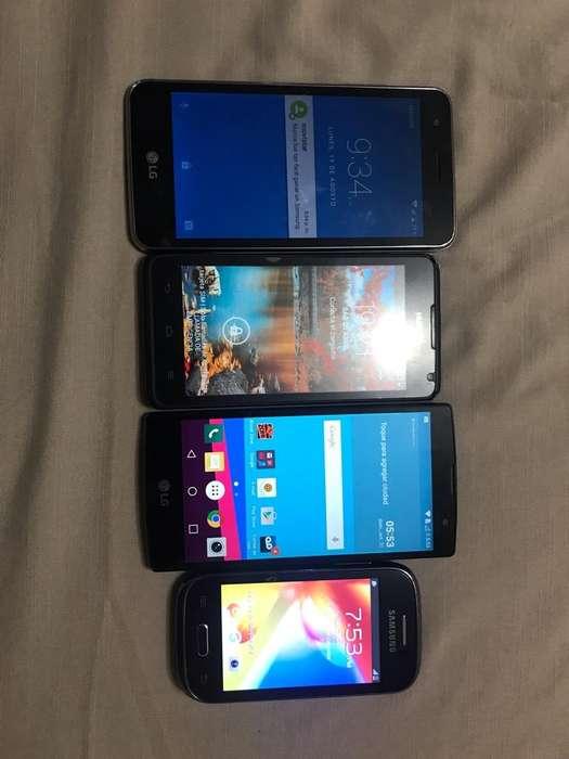 Vendo Samsung, Huawei, Lg