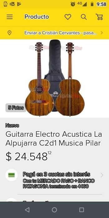 Guitarra Electroacustica Y Trompeta