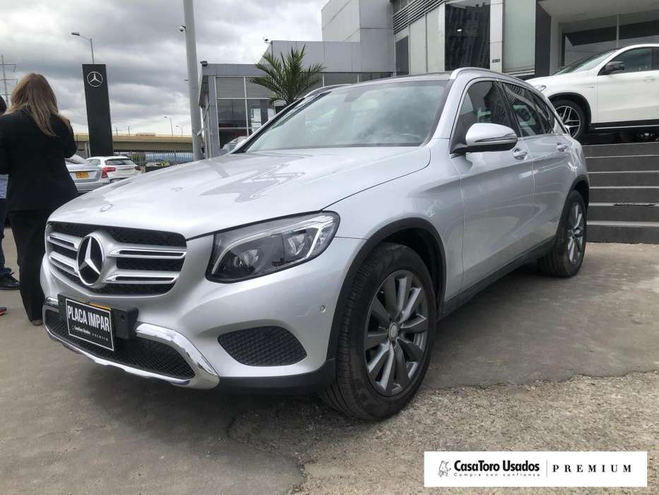 <strong>mercedes</strong>-Benz Clase GLC 2016 - 14829 km