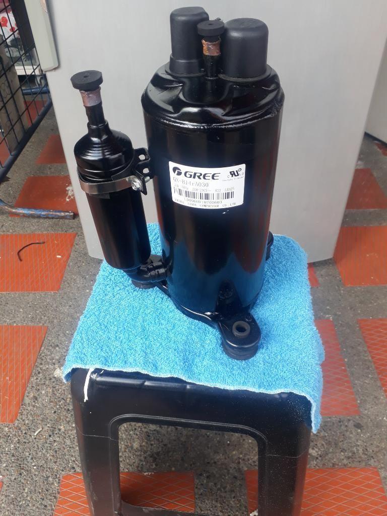 Compresor de 9000 Btu 220v