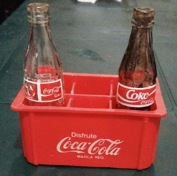 Antigua Coca Cola