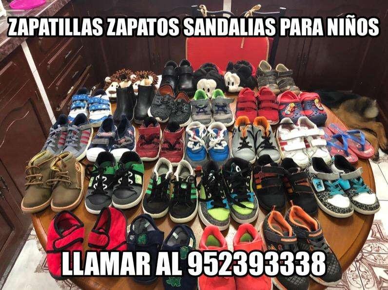 Zapatillas Zapatos Sandalias Niño