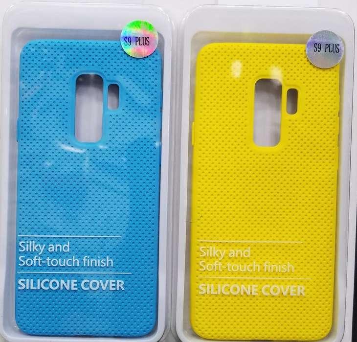 Silicone Case Galaxy S9 Plus