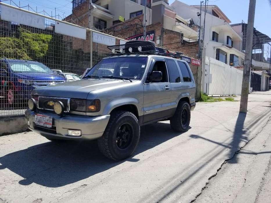 Chevrolet Trooper 1993 - 200000 km