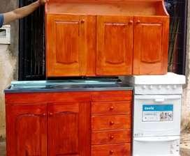 Mesadas De Cocina Y Bacha - Muebles en venta en Argentina | OLX