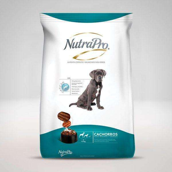Nutrapro <strong>cachorro</strong>s 20kg