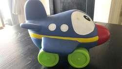 Juguete Varon Nene Auto Avion