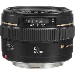 LENTE CANON 50 mm F1.8 Nuevo Fotos con gran detalle y excelente profundidad de campo.