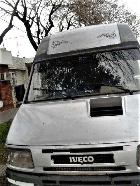 furgon iveco daily 4912
