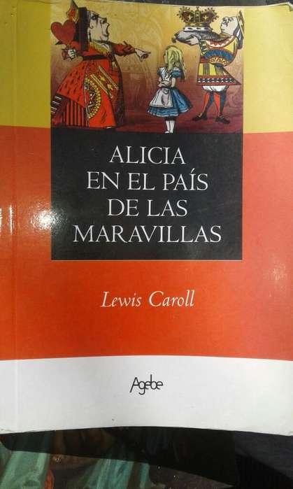 Libro Alicia en El Pais de Las Maravilla