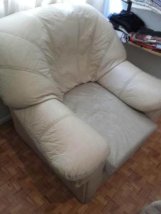<strong>sofa</strong> Individual Blanco Marfil