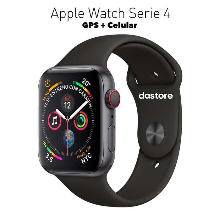 Apple Watch Series 4 44mm Gps Celular Sellado Oferta!!