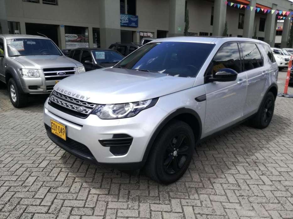 Land Rover Discovery 2017 - 10000 km