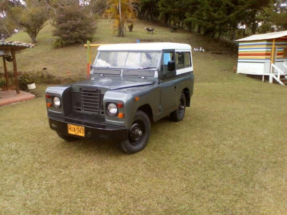 Land Rover Santana 1963 - 100000 km