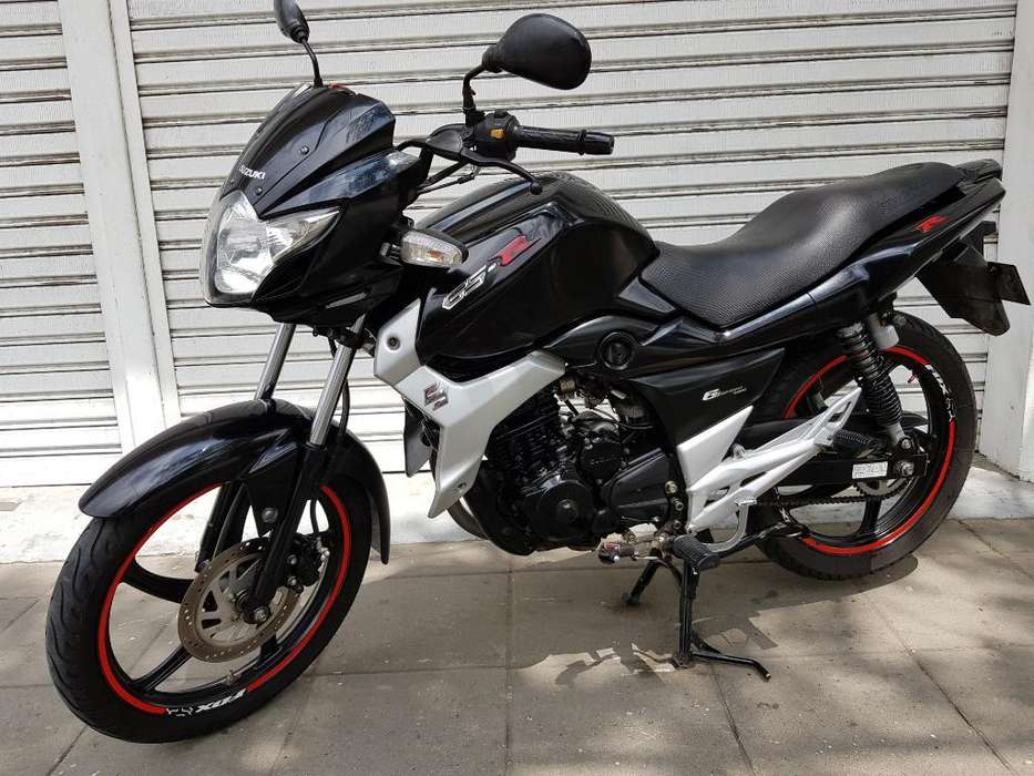 Suzuki Gs 150 R Modelo 2015 Como Nuevo