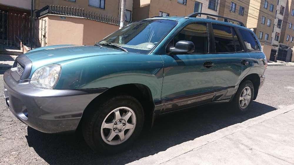 Hyundai Santa Fe 2002 - 150000 km